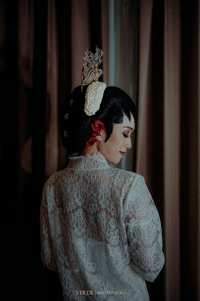 The Wedding Cyntia & Osca by AVIARY Bintaro - 010