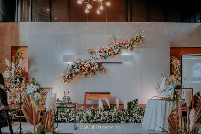 The Wedding Jeany & Tito by AVIARY Bintaro - 016