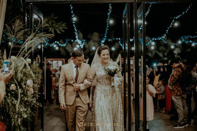 The Wedding Dewi & Andi by AVIARY Bintaro - 005