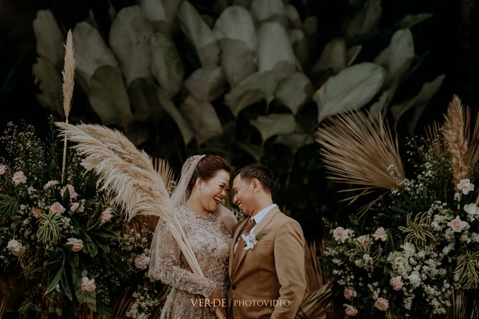 The Wedding Dewi & Andi by AVIARY Bintaro - 004