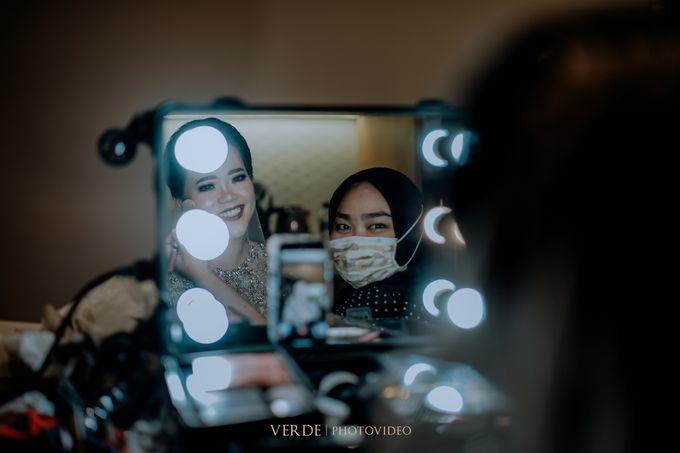 The Wedding Dewi & Andi by AVIARY Bintaro - 008