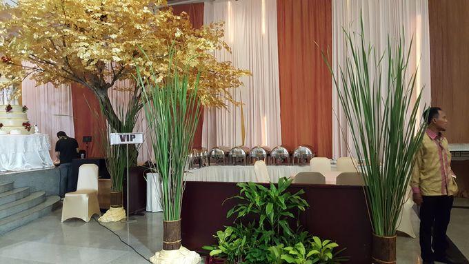 Contoh Dekorasi Tambahan Wedding Tradisional by Hotel Istana Nelayan - 003