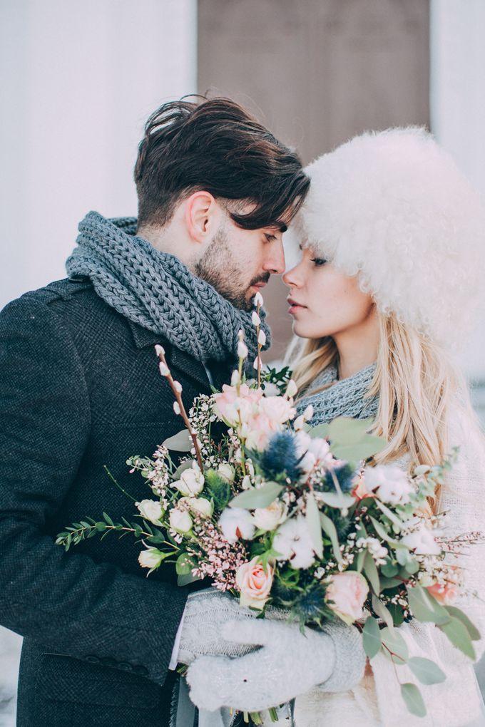 Wedding In Gzhel Style by Marina Nazarova Photographer - 035