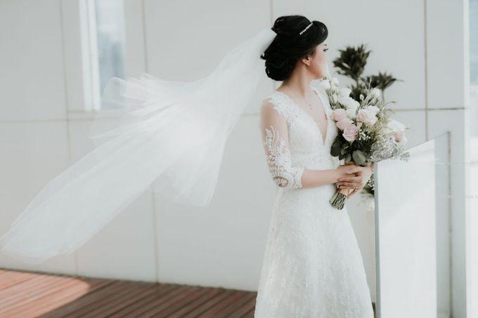 THE WEDDING OF EXHAUDI & FELICIA by The Wedding Boutique - 008