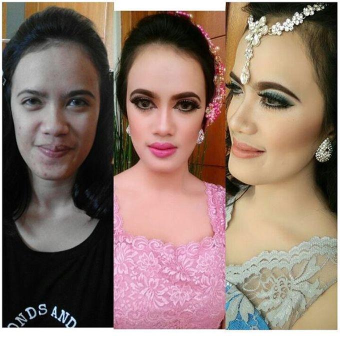 Wedding Make Up, Graduation, And Engagement by qaylamakeup - 031