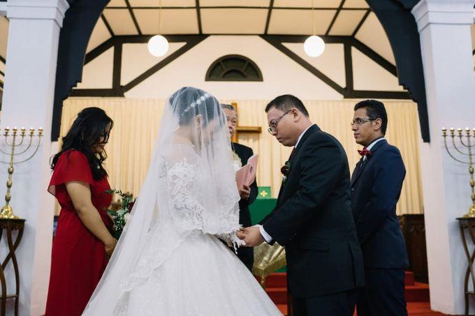 Indonesian Isabella Wedding day by Stephy Ng Makeup and Hair - 012