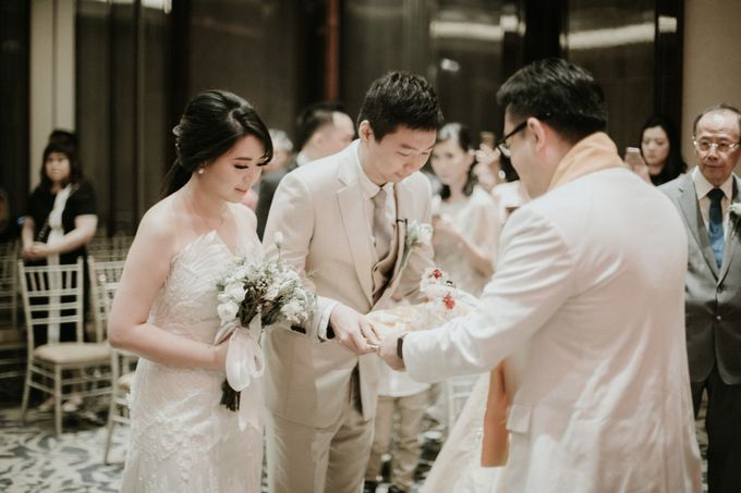 THE WEDDING OF VINCENT & STEFFI by AB Photographs - 013