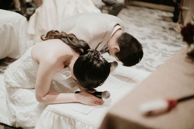 THE WEDDING OF VINCENT & STEFFI by AB Photographs - 014