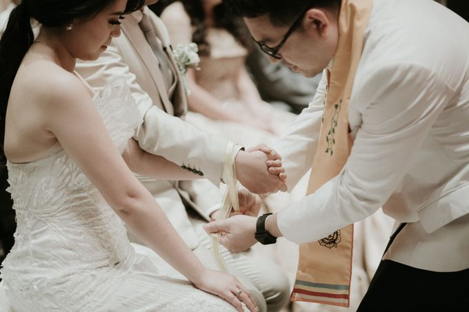 THE WEDDING OF VINCENT & STEFFI by AB Photographs - 015