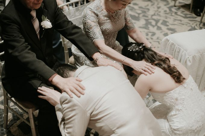 THE WEDDING OF VINCENT & STEFFI by AB Photographs - 017