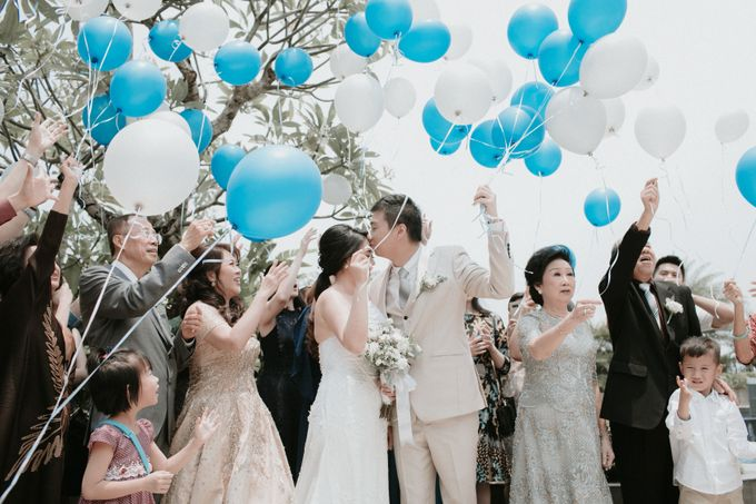 THE WEDDING OF VINCENT & STEFFI by AB Photographs - 018