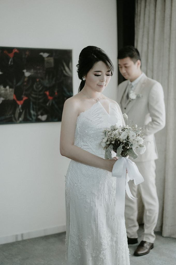 THE WEDDING OF VINCENT & STEFFI by AB Photographs - 019