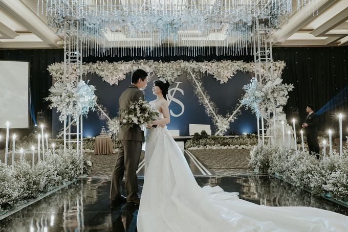 THE WEDDING OF VINCENT & STEFFI by AB Photographs - 022