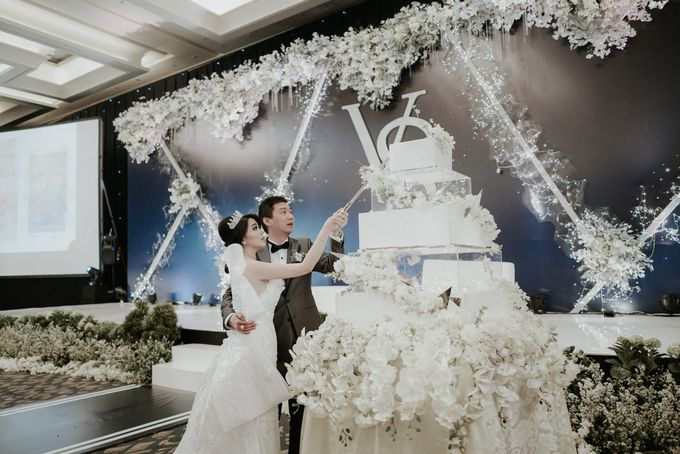 THE WEDDING OF VINCENT & STEFFI by AB Photographs - 024