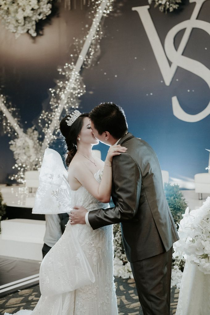 THE WEDDING OF VINCENT & STEFFI by AB Photographs - 025