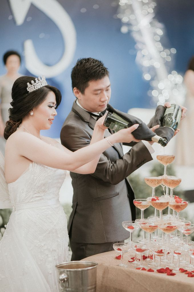 THE WEDDING OF VINCENT & STEFFI by AB Photographs - 026