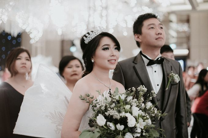 THE WEDDING OF VINCENT & STEFFI by AB Photographs - 027