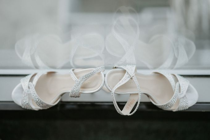 THE WEDDING OF VINCENT & STEFFI by AB Photographs - 002