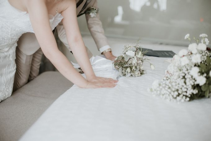 THE WEDDING OF VINCENT & STEFFI by AB Photographs - 011