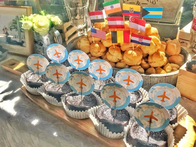Wedding Dessert Reception by Sunlife Pastries - 022