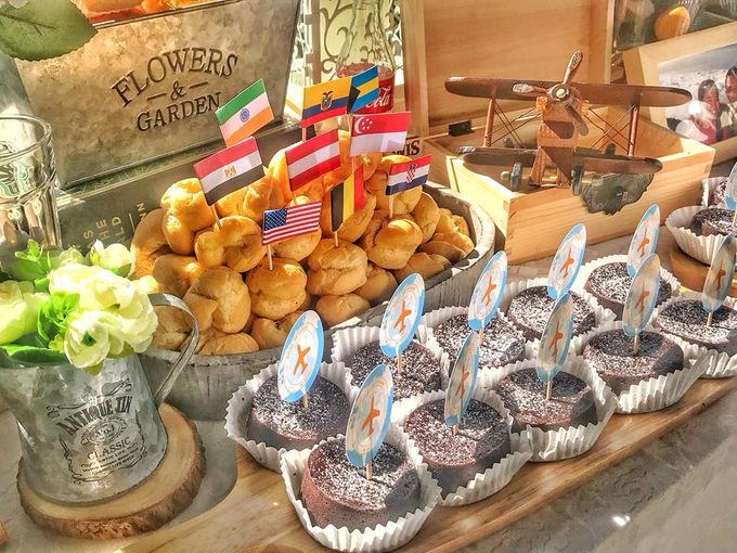 Wedding Dessert Reception by Sunlife Pastries - 021