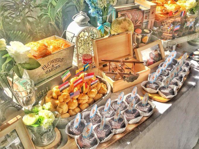 Wedding Dessert Reception by Sunlife Pastries - 020