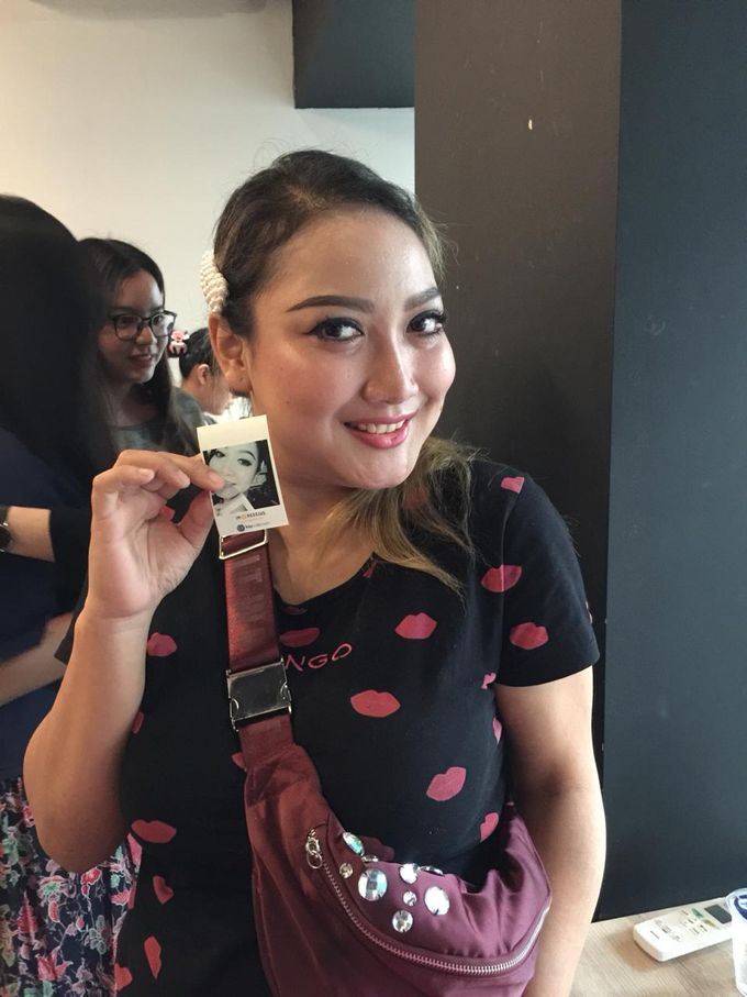 All Day Long Korean Make Up with Vuva MUA by Impressius Indonesia - 002