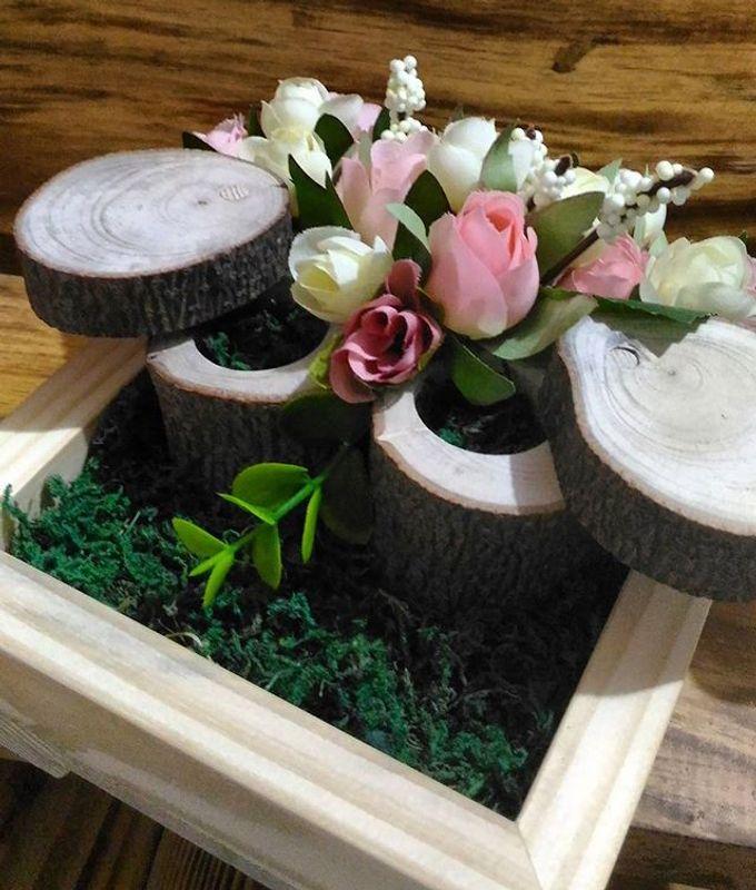 Wedding ring box by Hana Seserahan - 046