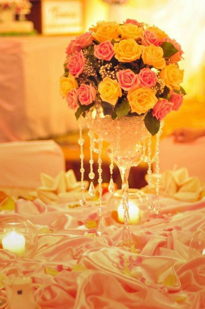 VIP Table Setting by Wedding And You - 016
