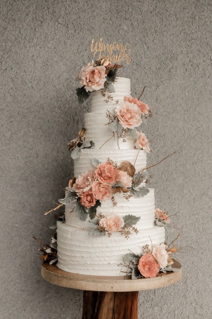 The Wedding of Winson & Jennifer by KAIA Cakes & Co. - 033