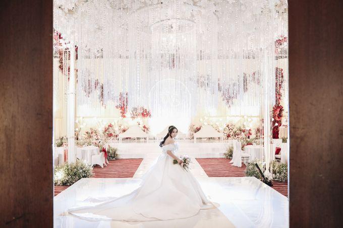 William & Selvi Wedding at Hilton Hotel by PRIDE Organizer - 038