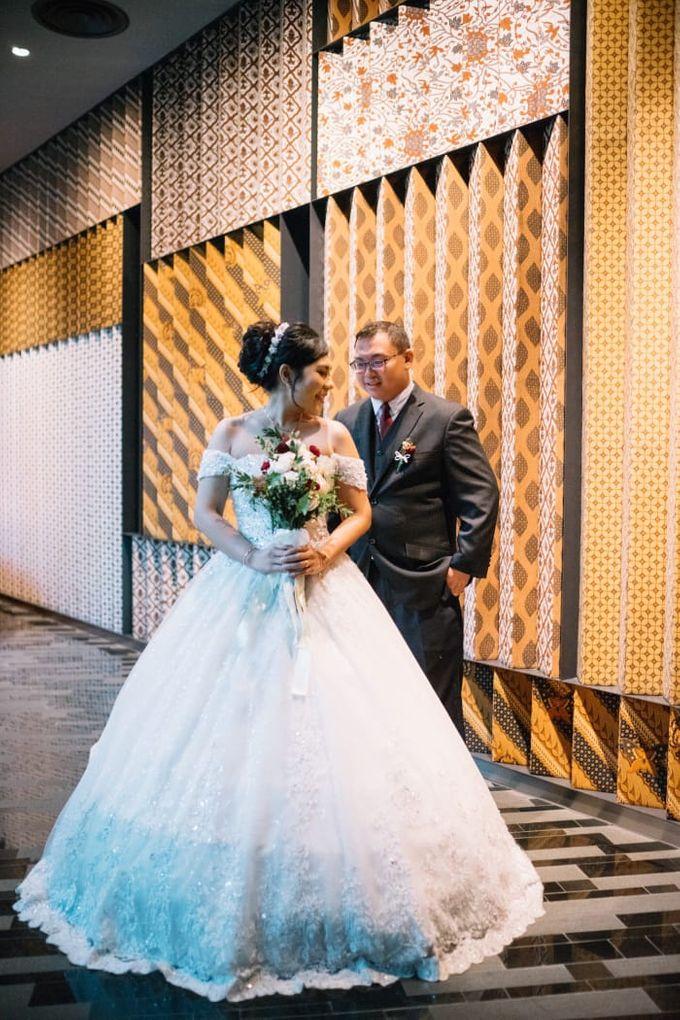Indonesian Isabella Wedding day by Stephy Ng Makeup and Hair - 013