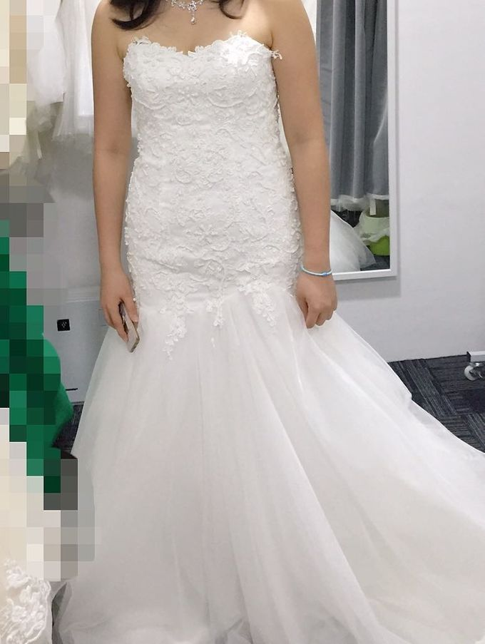 Beautiful Bridal Gowns by Makeupwifstyle - 017