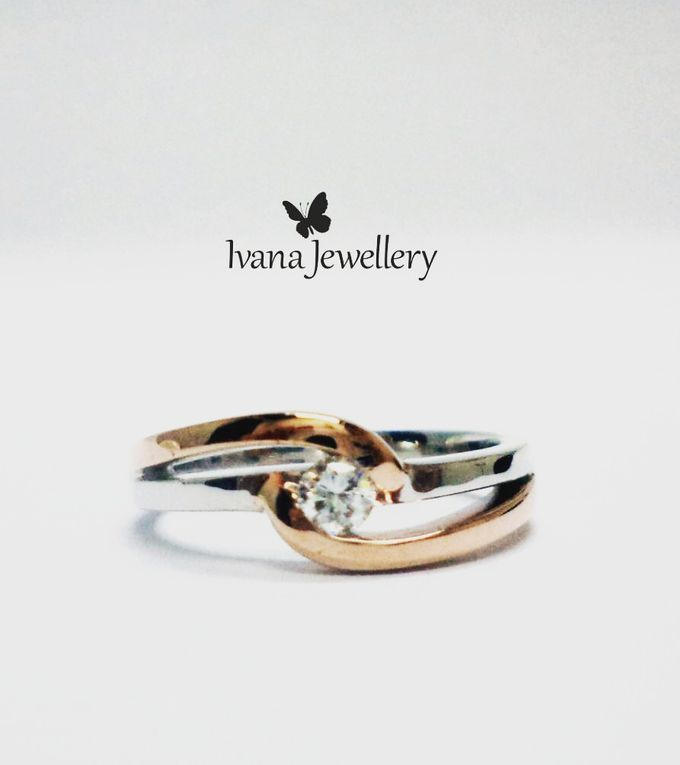 ETERNITY SOLITAIRE by Ivana Jewellery - 003