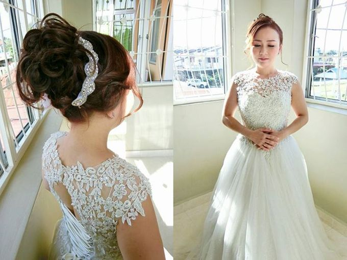 Wedding Day Bride Makeup Service by Elizabeth Lee Makeup Artist - 039