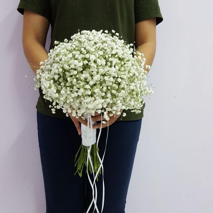 WEDDING BOUQUET  by visylviaflorist - 018