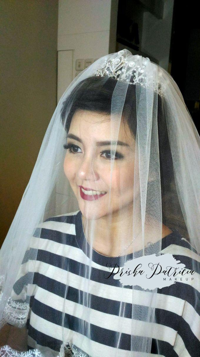BRIDE MAKEUP - DELICE by Priska Patricia Makeup - 003