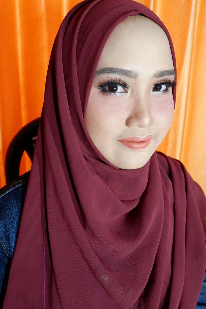 Natural Makeup party by awmodis.makeup - 003