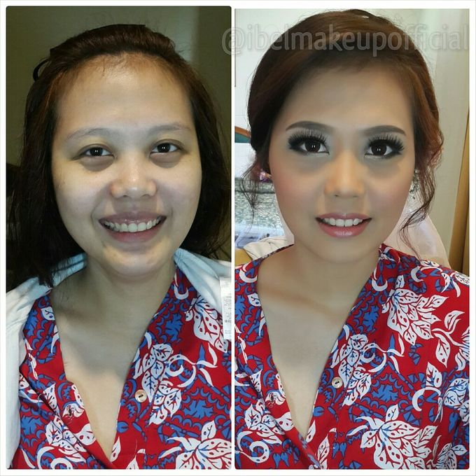 Bride Make Up by IBELmakeuppro - 023