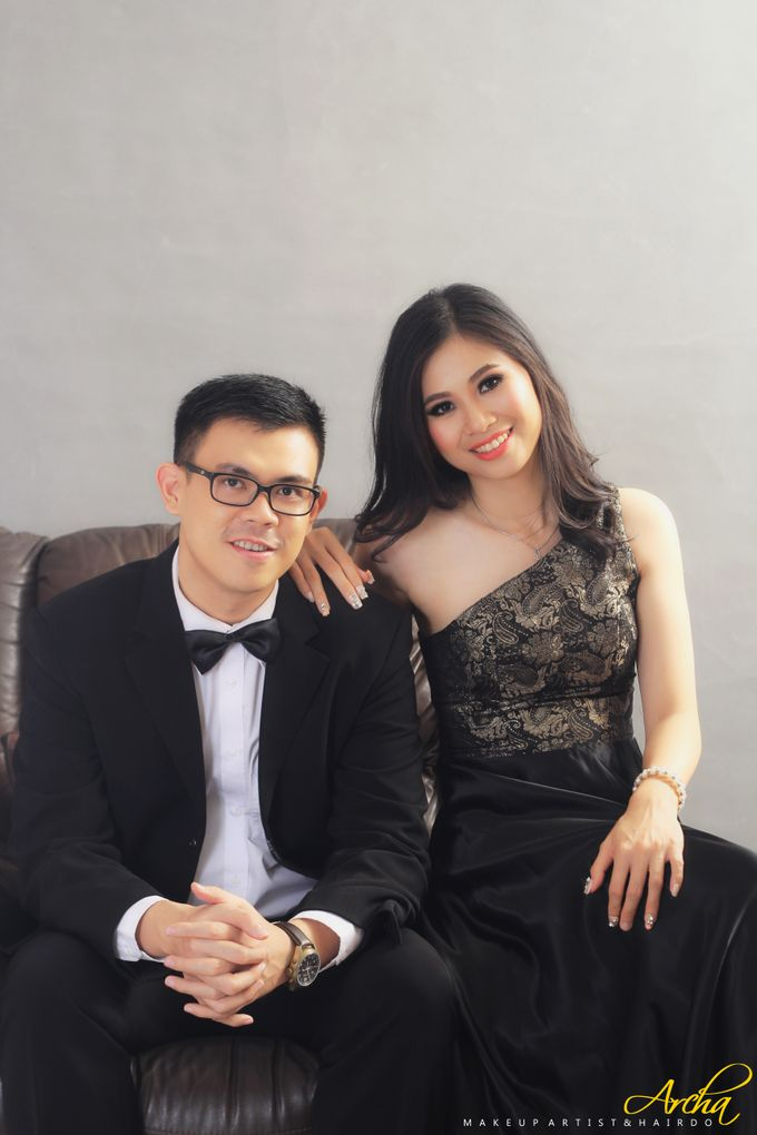 Prewed Photo by Archa makeup artist - 002