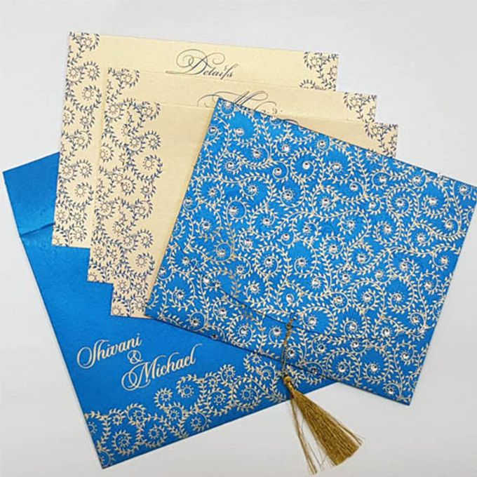 Finish Paper by The Wedding Cards Online - 017