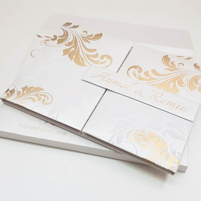 Finish Paper by The Wedding Cards Online - 007