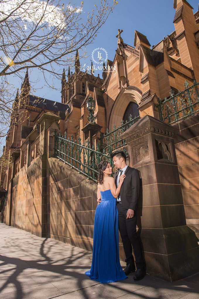 Australia Pre Wedding by Lavio Photography & Cinematography - 013