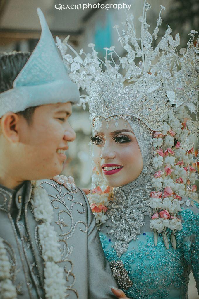 Wedding Ekky & Dian by Gracio Photography - 011