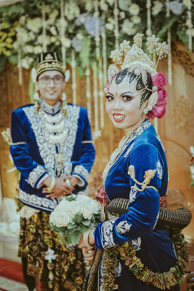 Wedding Putri & Didit by Gracio Photography - 015