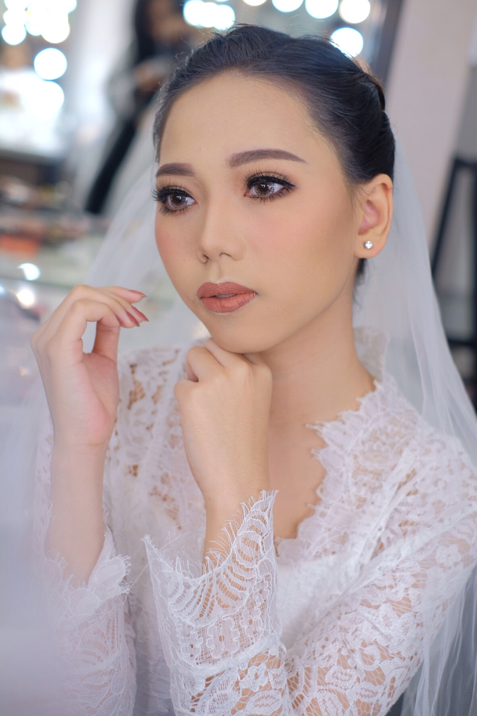 Bride Make Up by Wandachrs - 002