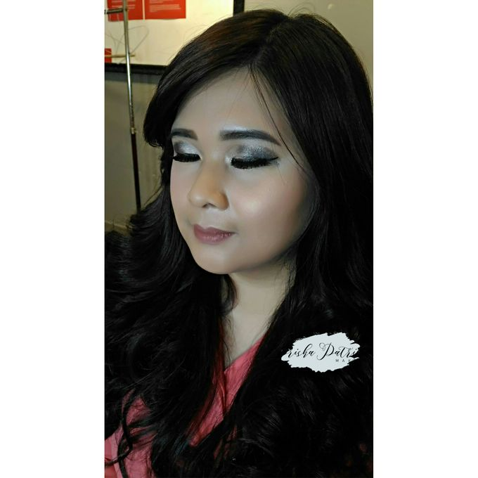 PHOTOSHOOT MAKEUP & HAIRDO - RATU SHOPPING by Priska Patricia Makeup - 008