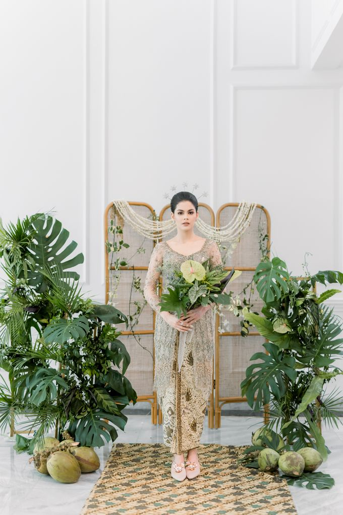 Traditional Wedding Styled Shoot by Iris Photography - 001