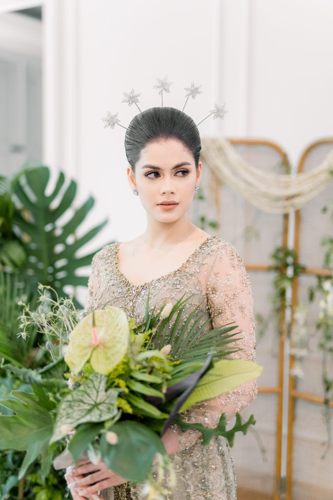 Traditional Wedding Styled Shoot by Iris Photography - 002