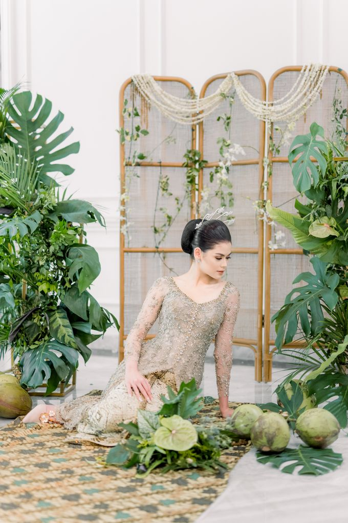 Traditional Wedding Styled Shoot by Iris Photography - 005